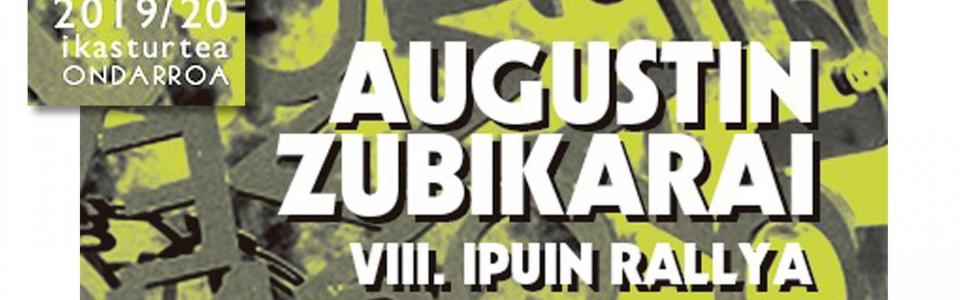 Augustin  Zubikarai  ipuin  rallya