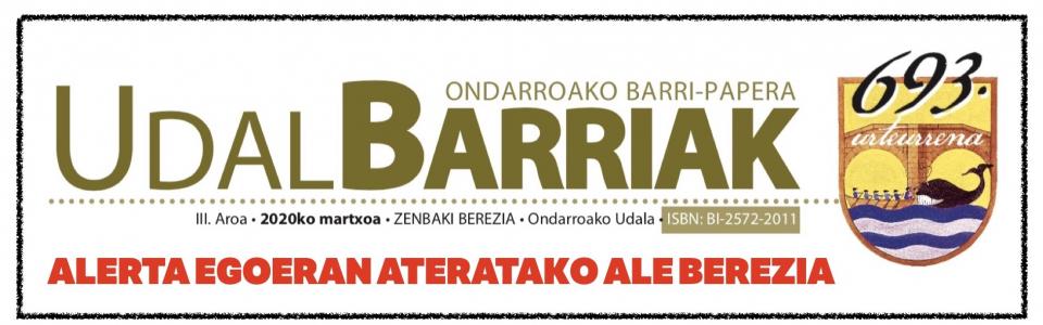 Banner  UB  berezia