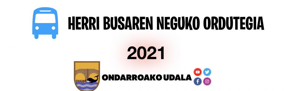 Herribusa  2021